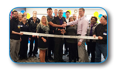 Thera Dynamics Physical Therapy Ribbon Cutting Grand Opening