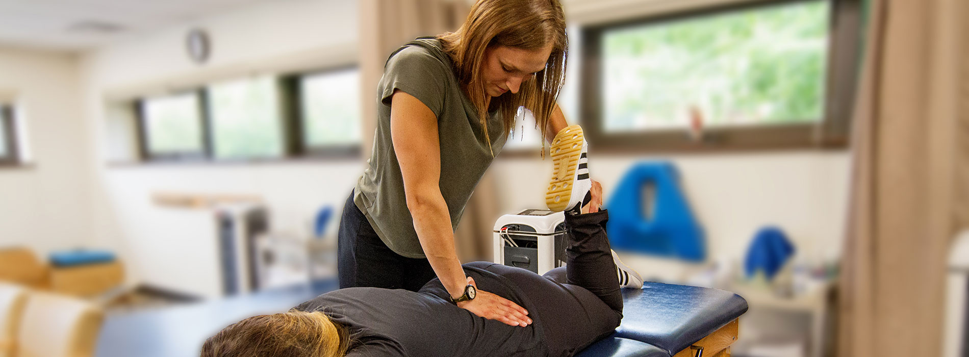 theradynamics physical therapy manual therapy stretching
